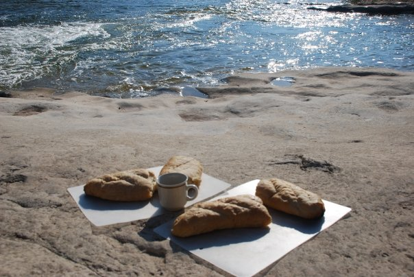 camping communion